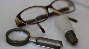 Lupenbrille Zahnarzt und Arzt
