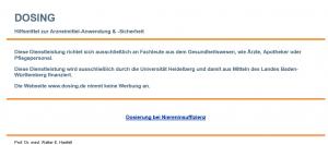 Dosing.de ein Test und eine absolute Empfehlung